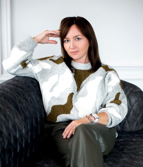 Писатель Олеся Зайцева